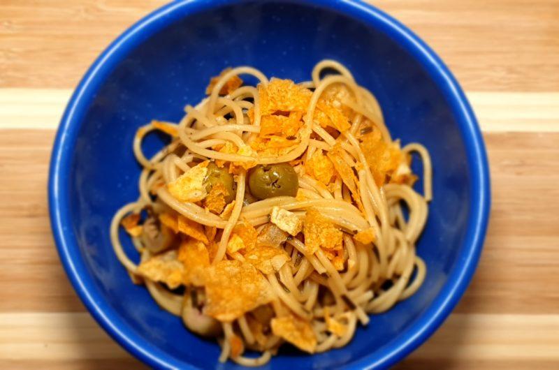 Spaghetti Patatine