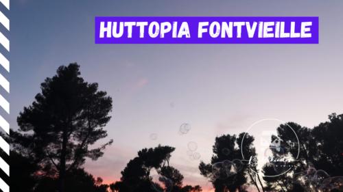 Huttopia Fontvieille, Fontvieille (Frankreich)