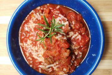 spaghetti mit rindfleisch