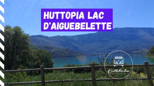 Huttopia Lac d'Aiguebelette